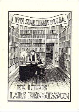 Exlibris_Lars _Bengtsson