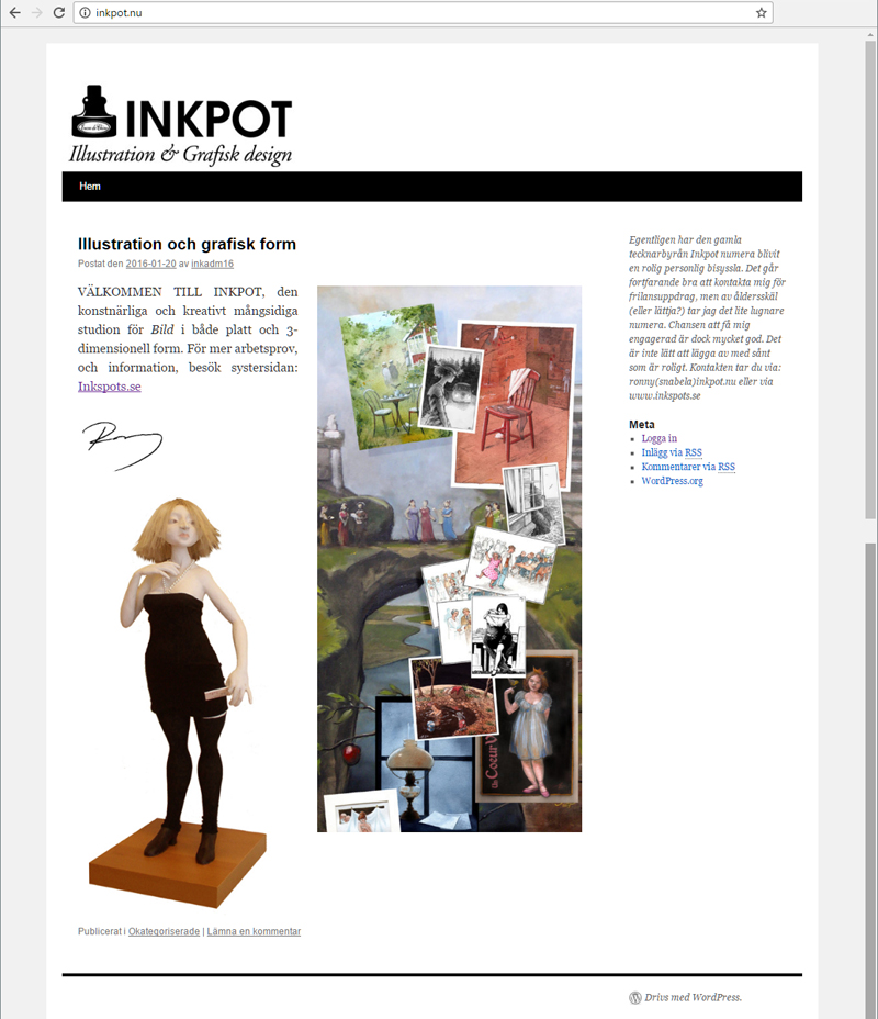inkpot